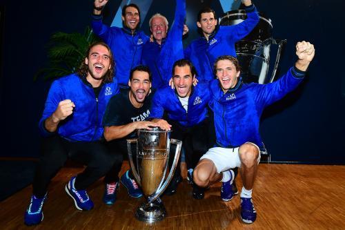 Tim Eropa Piala Laver 2019