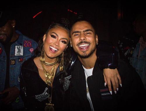 Agnez Mo dan Quincy