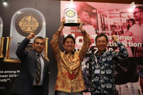 Penghargaan Mitsubishi