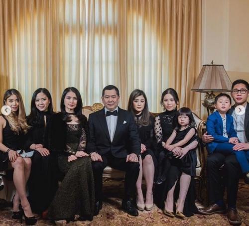 Keluarga Hary Tanoe