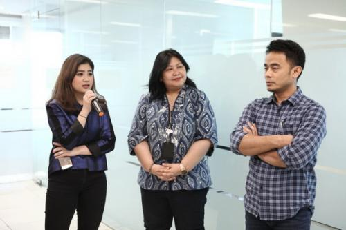 The F Thing meluncurkan program inspiratif
