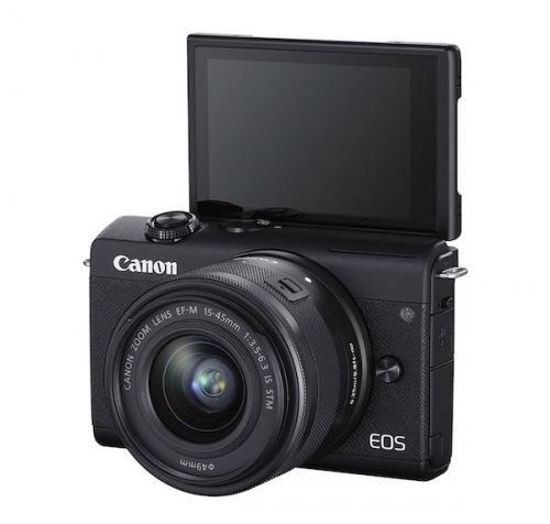 Canon mengumumkan kamera terbaru penerus EOS M100.