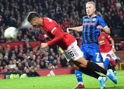 Man United vs Rochdale