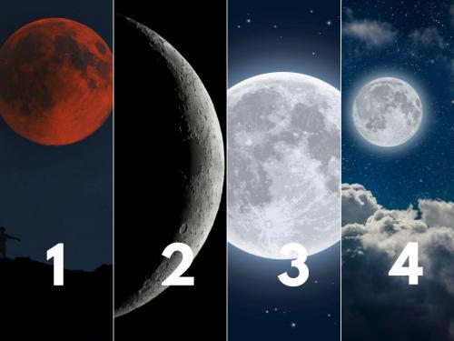 Dilansir dari timesofIndia, 4 gambar bulan ini kerap dikaitkan dengan karakteristik pribadi kamu.