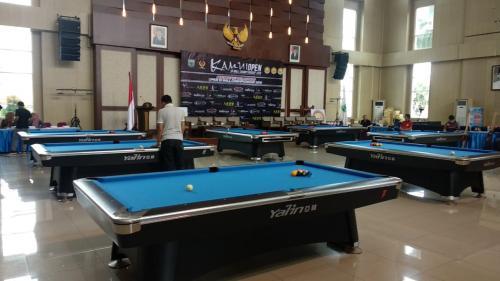 Turnamen Biliard yang diadakan POBSI