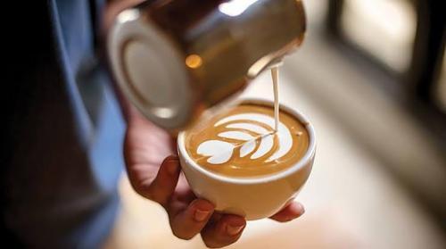 Aren latte