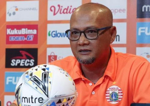 Sudirman yakin absennya Marko Simic tidak banyak berpengaruh (Foto: Persija Jakarta)