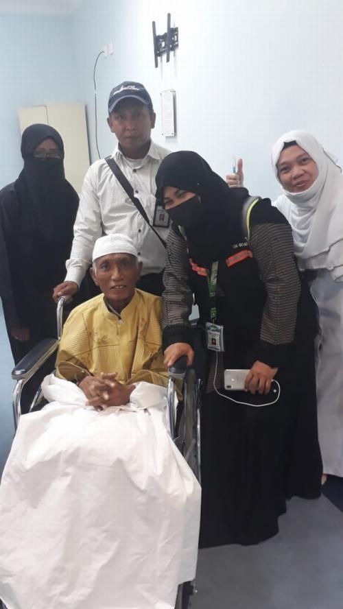 Foto/Kantor Urusan Haji/Okezone