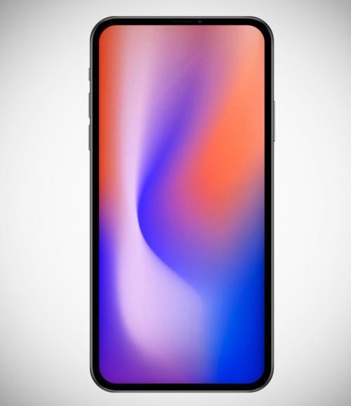 Inikah desain iPhone 2020?