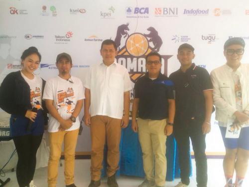 Camaro Futsal Championship III. (Foto: Inews.id/Reynaldi Hermawan)