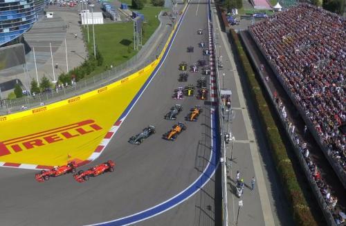 Sesi kualifikasi F1 GP Jepang 2019 terancam batal