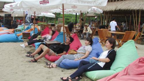 Turis di Bali