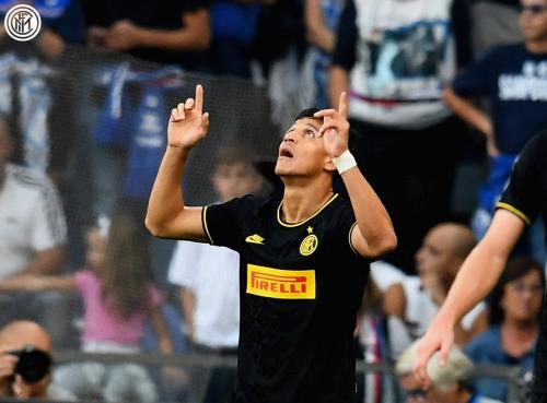 Alexis Sanchez (Foto: Twitter/@Inter_en)