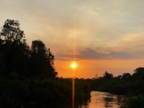 Wisata susur sungai