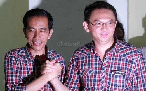 Jokowi-Ahok