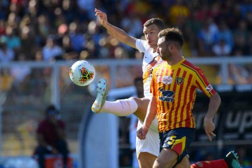 Lecce vs AS Roma