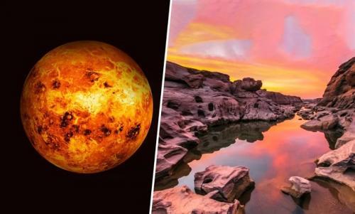 Miliki Air, Venus Miliaran Tahun Lalu Bisa Dihuni Makhluk Hidup