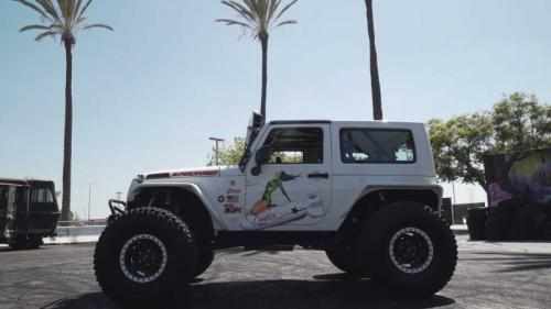 Modifikasi Jeep
