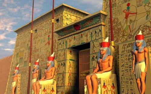 Raja Firaun terkenal kekejaman