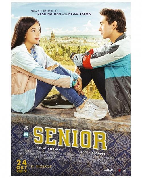 Poster film Senior (Foto: Max Pictures)