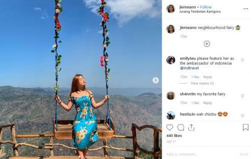 6 Tempat Wisata Baru Di Jogja Yang Instagramable Okezone Travel
