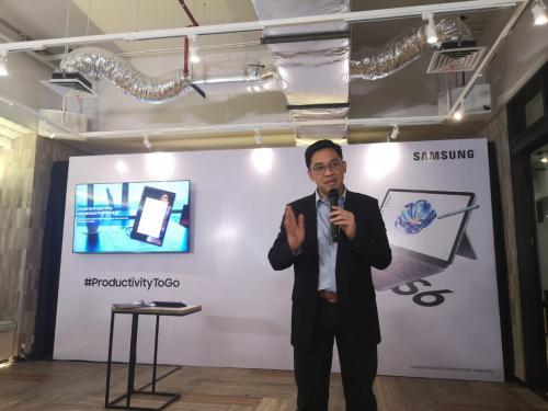Samsung meluncurkan Galaxy Tab S6 terbaru di pasar Tanah Air.