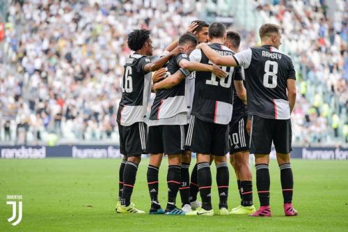 Juventus akan menjadi lawan berat kedua Inter Milan dalam sepekan (Foto: Twitter/Juventus)