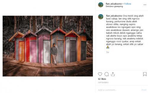 6 Tempat Wisata Baru Di Jogja Yang Instagramable Okezone