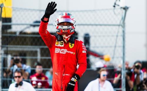 Penampilan Charles Leclerc di F1 2019