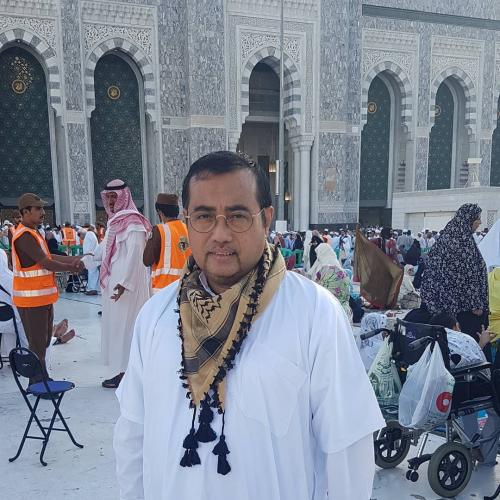 Yahya di makkah