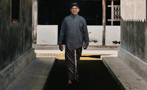 Iwet batik