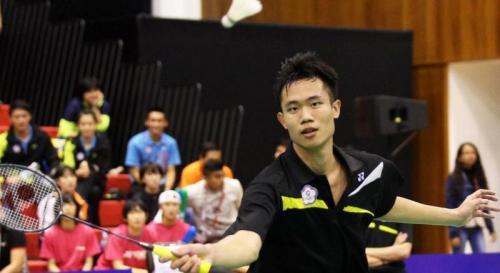 Lu Chia Hung menjadi kampiun pertama asal Taiwan (Foto: BWF)