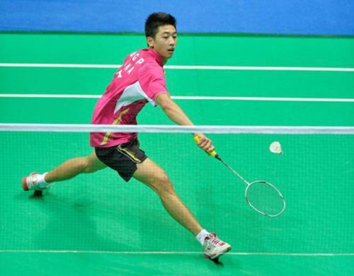 Lin Guipu melanjutkan dominasi China (Foto: Olympic China)