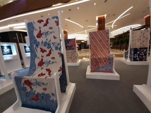 batik pameran