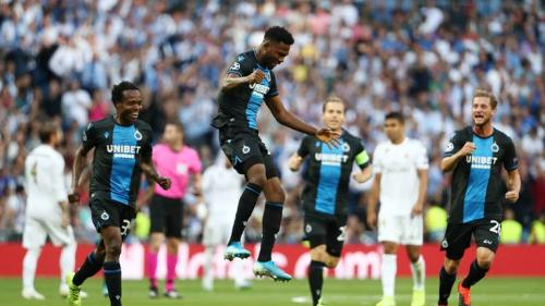Real Madrid vs Club Brugge