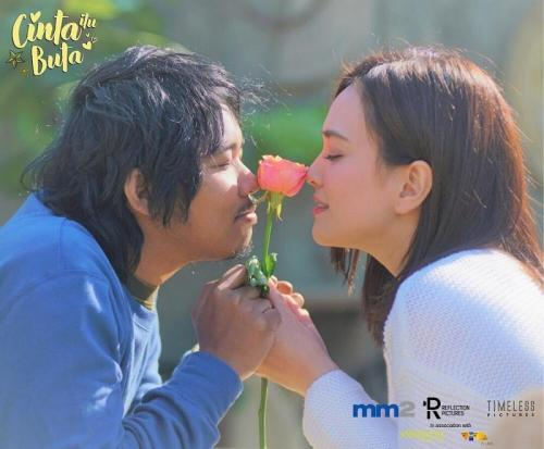 Cinta Itu Buta akan tayang perdana pada 10 Oktober 2019.
