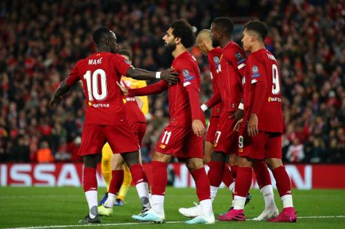 Liverpool vs Salzburg (Foto: UEFA)
