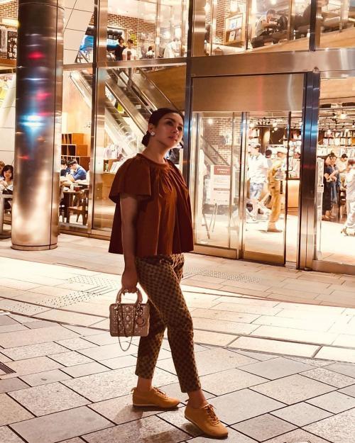 Liburan artis di Jepang