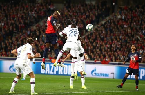Lille vs Chelsea (Foto: UEFA)