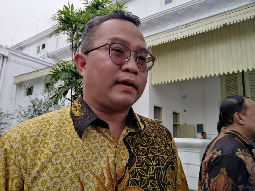 Rektor IPB Arif Satria (Foto : Okezone/Fakhri)