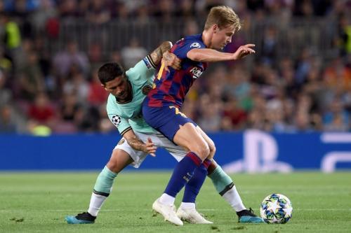 Barcelona vs Inter Milan (Foto: UEFA)