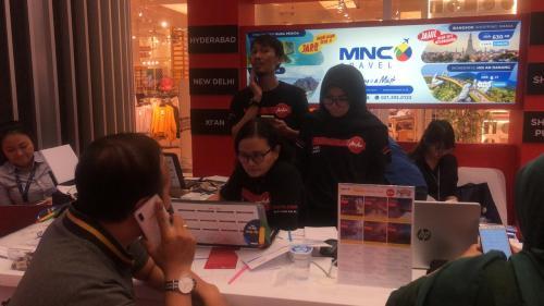 """Adapun untuk liburan saat Low Season, MNC Travel mempunyai """"Paket Jaru (Jalan-Jalan Seru)""""."""