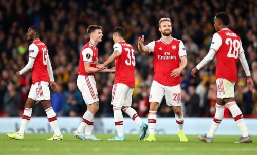 Para pemain Arsenal