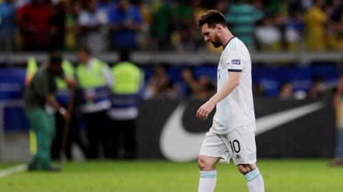 Lionel Messi (Copa America 2019)