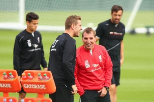 Brendan Rodgers pernah membesut Liverpool pada 2012-2015 (Foto: Mirror)