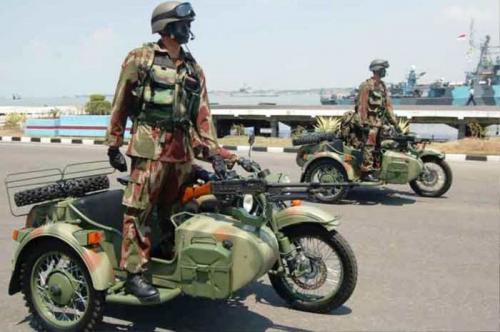 Motor perang TNI