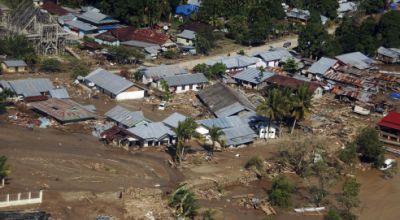 Banjir Bandang Wasior (Reuters)