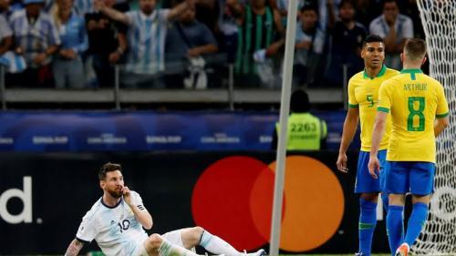 Argentina vs Brasil (Copa America 2019)