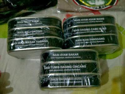 bekal TNI
