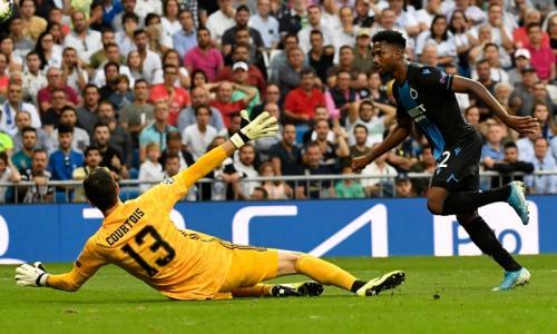 Kiper Real Madrid, Thibaut Courtois